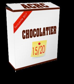 dossier acrc chocolatier 17 20 r ussir facilement son bts muc dossiers pduc et acrc. Black Bedroom Furniture Sets. Home Design Ideas