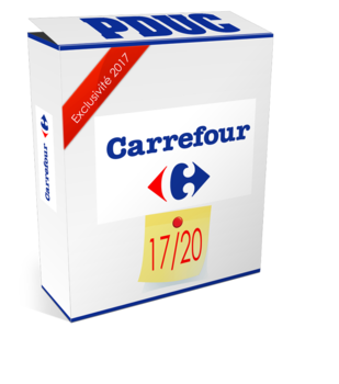 dossier pduc carrefour